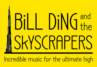 Bill Ding and the Skyscrapers