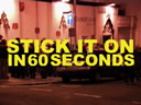 Stick It On: Stick It On, in 60 seconds (video, 1′34″)