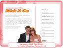 Stick It On: Sample web invitation (jpeg image)